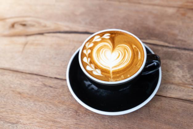 vị đắng cafe ngon
