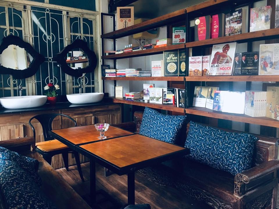 Giới Thiệu Kiwi Cafe - Nơi Đọc Sách Miễn Phí Tại Đồng Hới