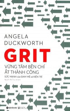 Review sách Grit - Vững tâm bền chí ắt thành công